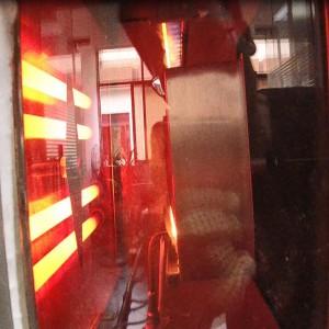 OSU Heat Release Rate Tester